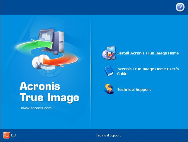 Acronis True Image Home 2012: Activation Overview