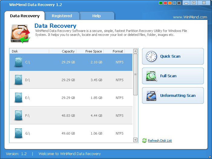 File Recovery Treatments WinMend+Data+Recovery+-+Windows+Based+Data+Recovery+Software