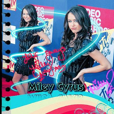 Nina´s Relationships Mileycyrus2