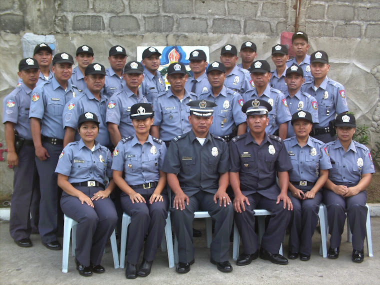 THE PERSONNEL OF URDANETA DISTRICT JAIL, REGION 1