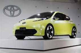Toyota FT-FH Hybrid Concept