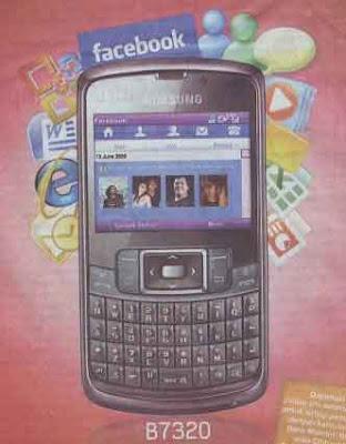 Samsung Omnia B7320 OmniaPro