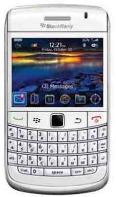 BB Bold White Edition Indosat
