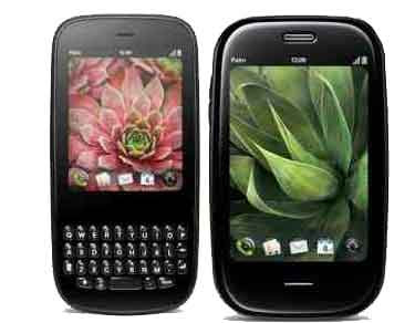 Palm Pre Plus and Pixi Plus O2 UK
