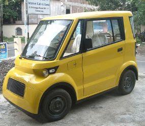 Arina Micro Car