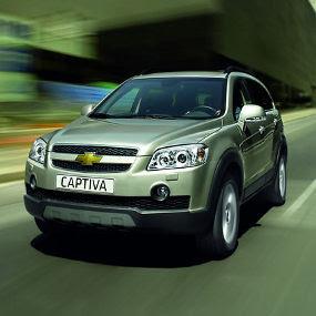 SUV Captiva AWD
