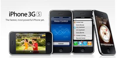 iPhone 3GS Photo/Foto