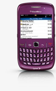 BlackBerry Aries Curve 8530 CDMA
