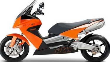 KTM SC-Duke 1000 cc Austria Price