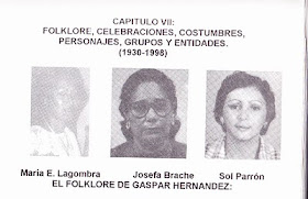 Mara Estela, Josefina, Sol