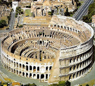 Roman Architecture Colosseum itopia: the colosseum through times: functions and symbols