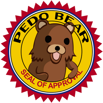 REBECCA BLACK Pedo-bear-seal-of-approval+joannecasey