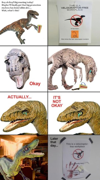 What does velociraptor mean definition meaning and