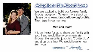 Families supporting adoption louisiana chapter pass along cards here are a few of the pass along cards we have used colourmoves