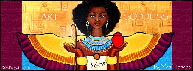Art Goddess 360