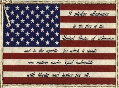 american flag. american flag waving animation