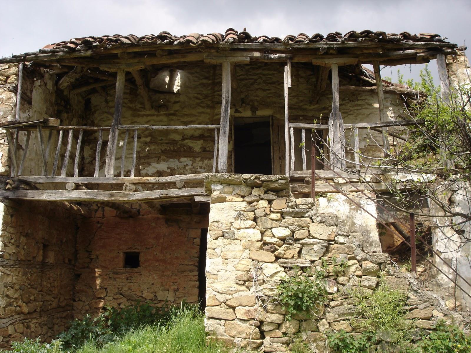 Οικία της εποχής του μακεδονικού