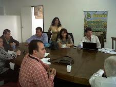 Reunión de la JDN con Diputad@s
