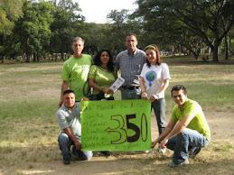 Acción por el 350