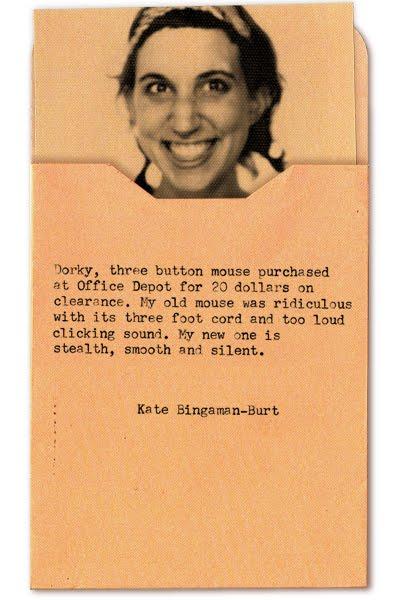 Kate Bingaman-Burt