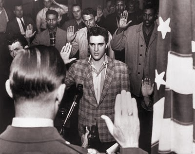 Elvis Presley Dog Toy