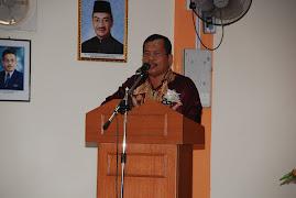 Tn. Hj. Che Nik  b  Yaacob, PK Pentadbiran SMKKK1