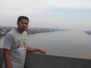 Sungai Kapuas di Kalimantan - Sungai Terpanjang di Indonesia