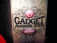 Gadget Award 2009