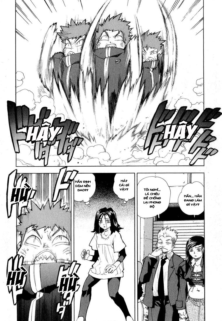 Aiki chap 31 - Trang 3