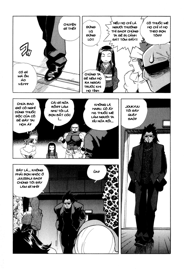 Aiki chap 32 - Trang 10