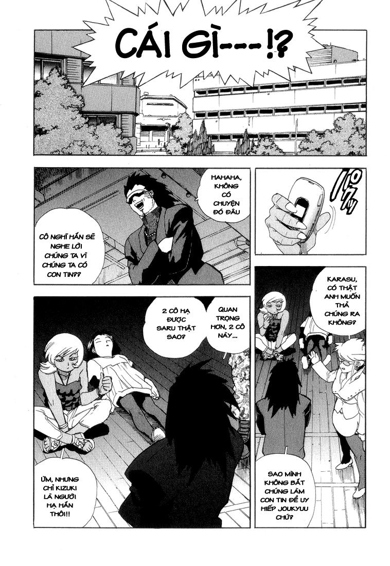 Aiki chap 32 - Trang 15