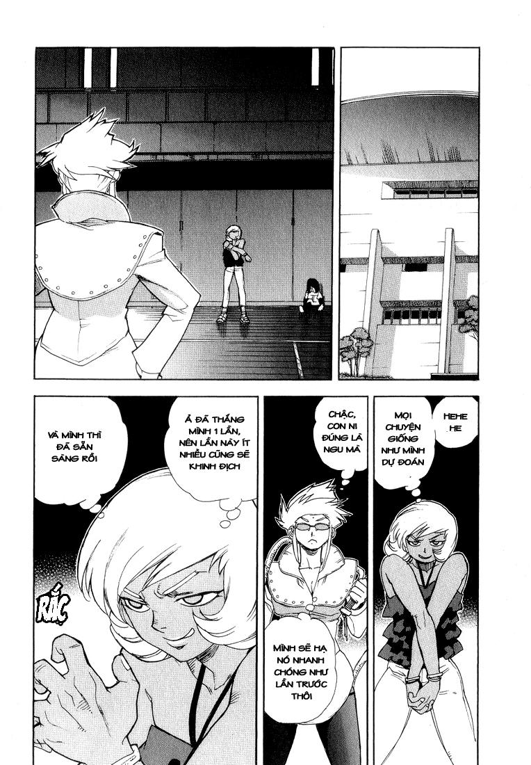 Aiki chap 32 - Trang 20