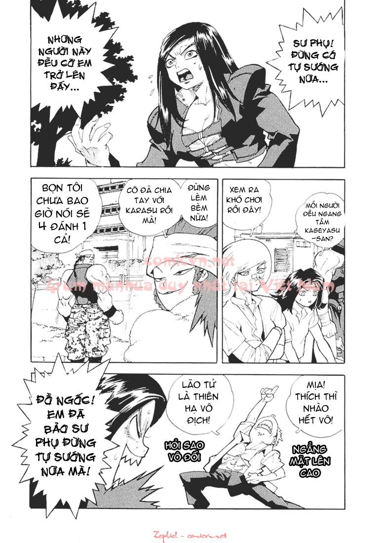 Aiki chap 24 - Trang 10