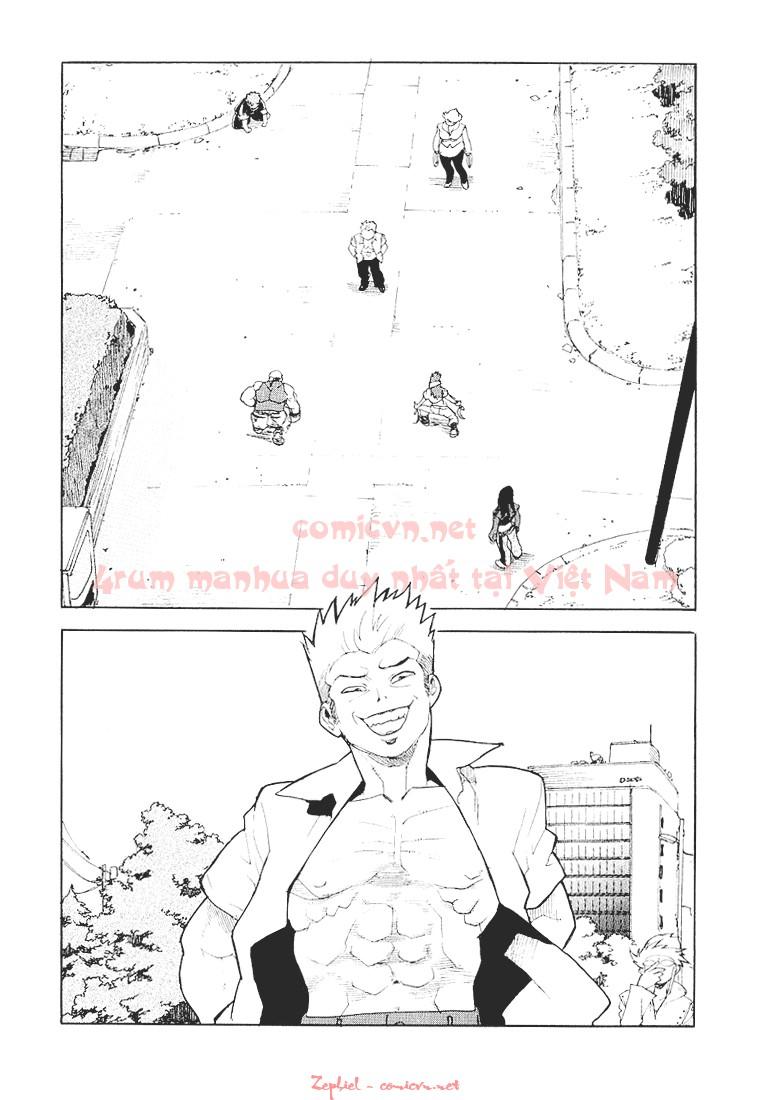 Aiki chap 24 - Trang 12