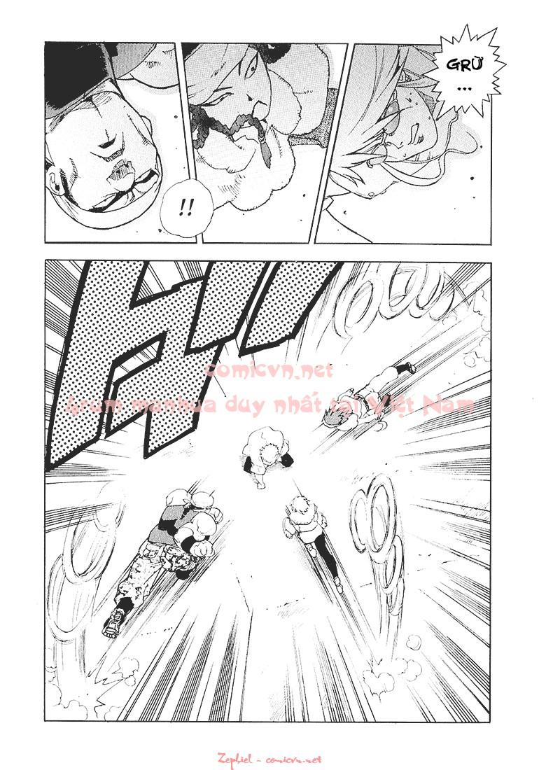 Aiki chap 24 - Trang 17
