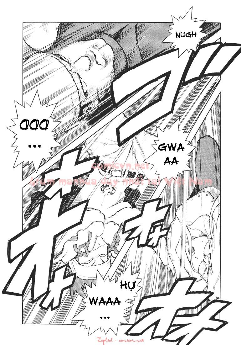 Aiki chap 24 - Trang 19