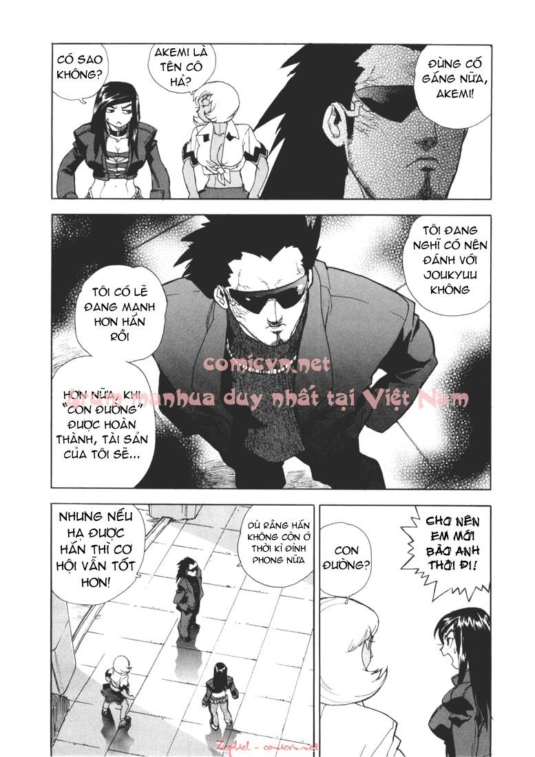 Aiki chap 17 - Trang 6
