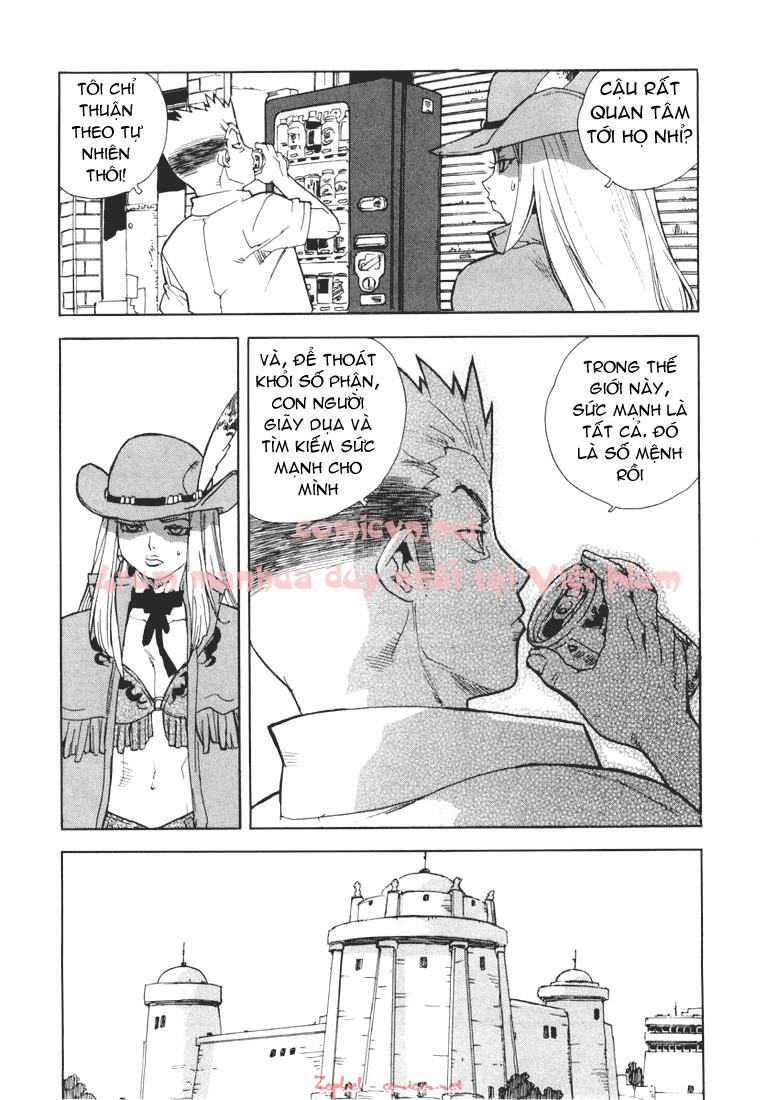 Aiki chap 17 - Trang 11