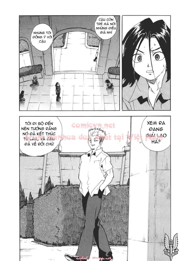 Aiki chap 17 - Trang 14