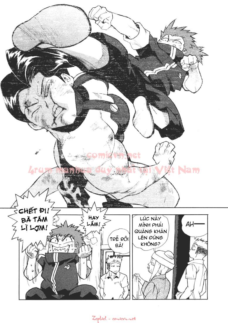 Aiki chap 20 - Trang 25