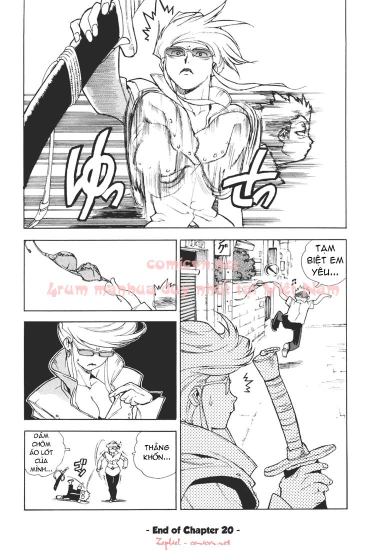 Aiki chap 20 - Trang 31