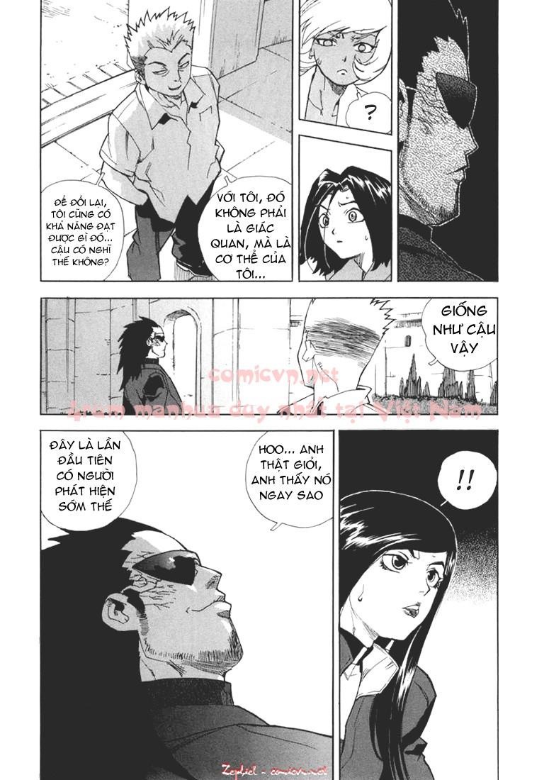 Aiki chap 17 - Trang 17