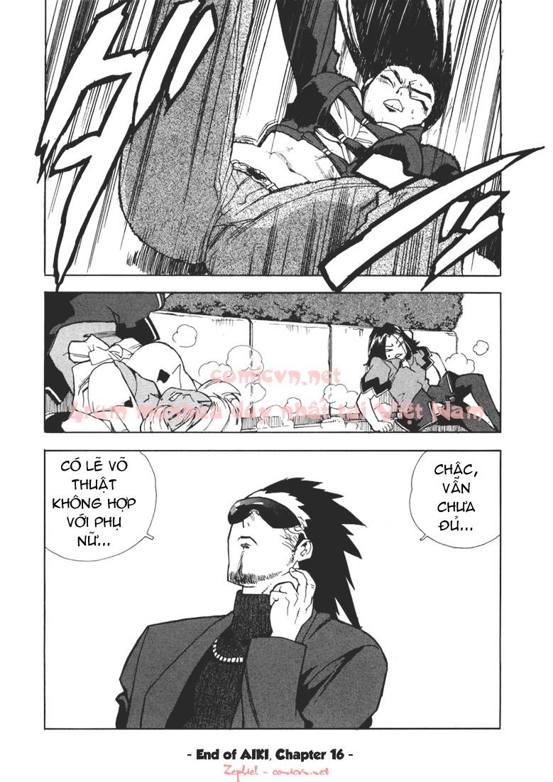 Aiki chap 16 - Trang 31