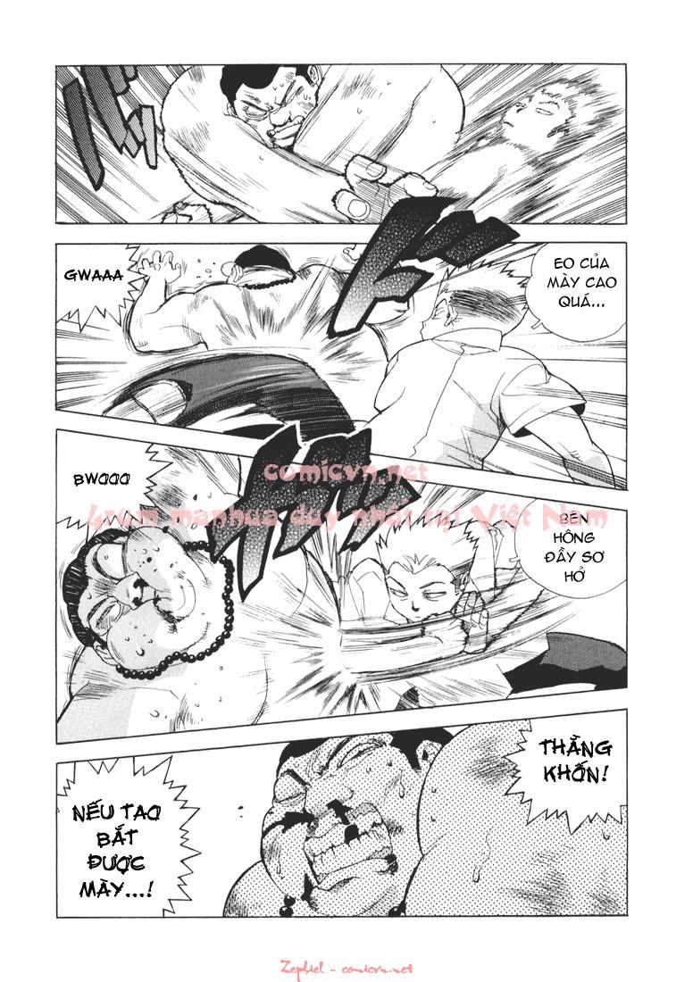 Aiki chap 12 - Trang 21
