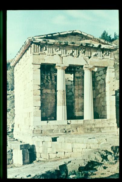 Historia del arte la arquitectura griega for Arquitectura de grecia