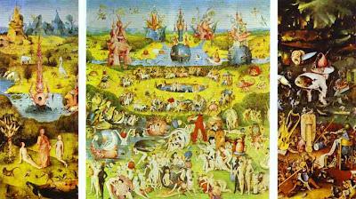 Historia del arte el bosco for Bosco el jardin de las delicias