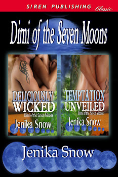 Dimi of the Seven Moons book 1&2: Print Collection