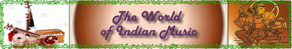 The World of Indian Music