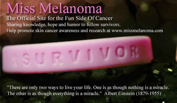 Miss Melanoma:  The Official Site for the Fun Side of Cancer