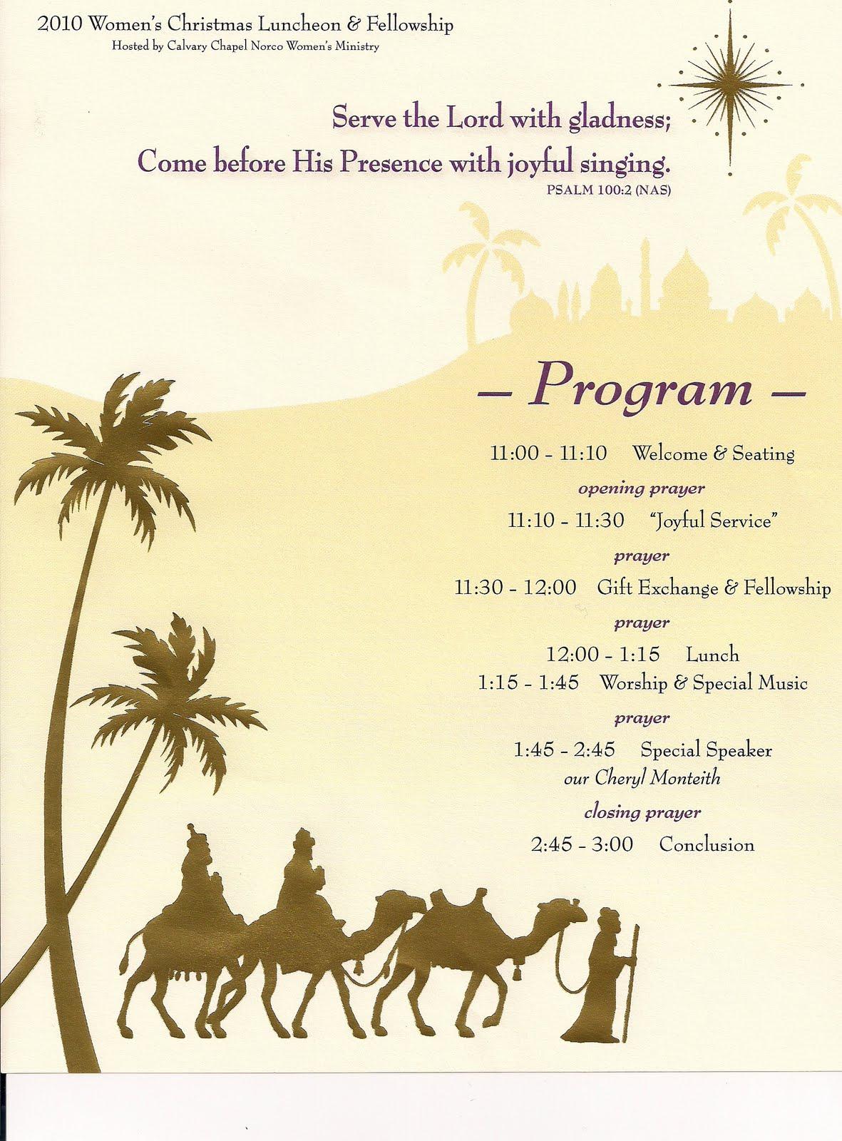 Christmas Program Themes Merry Christmas And Happy New